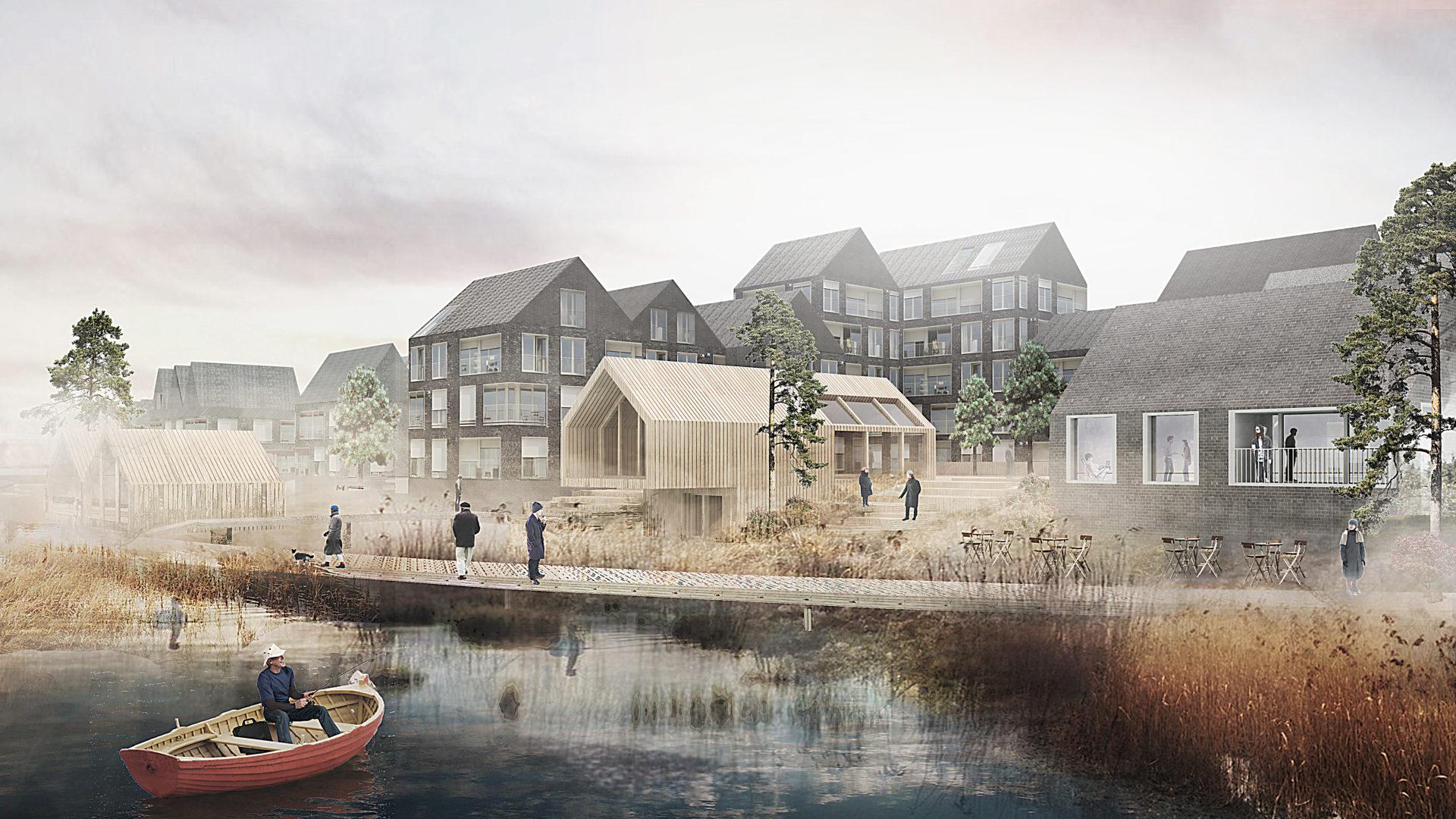 flood resilient architecture