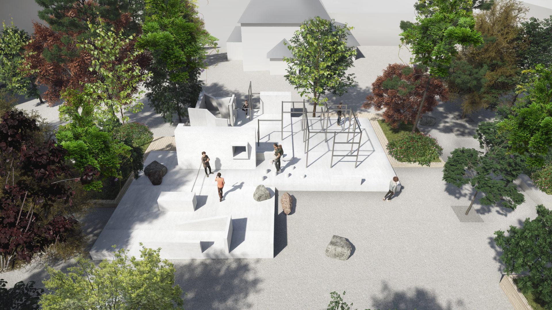 square activities urban planning