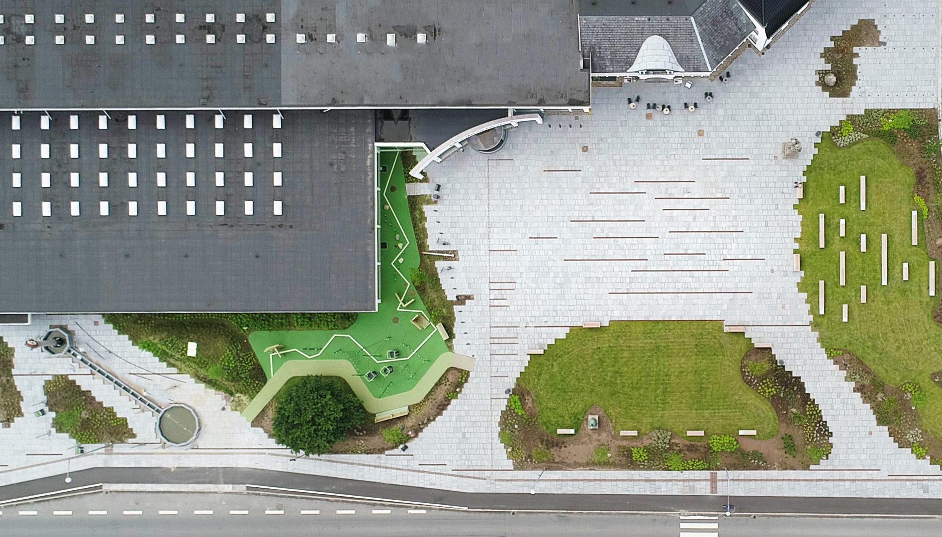 public park transformation